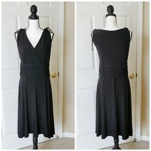 AA Studio little black dress sz 14W